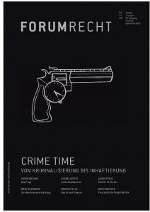 Heft 1/18 Crime Time – Von Kriminalisierung bis Inhaftierung