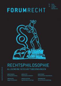 Heft 1/19 Rechtsphilosophie – Allgemeine Geschäftsbedingungen